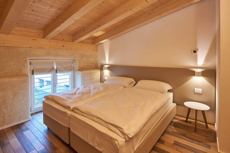 Albola suite Apartaments Riva del Garda Mobili Matteotti