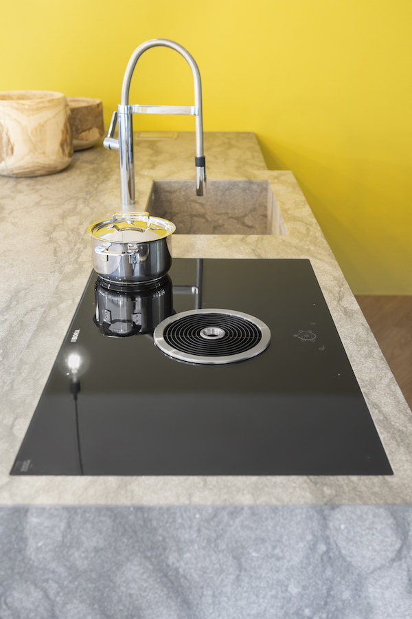 Showroom Dettaglio Cucina Mobili Matteotti Dro Trento